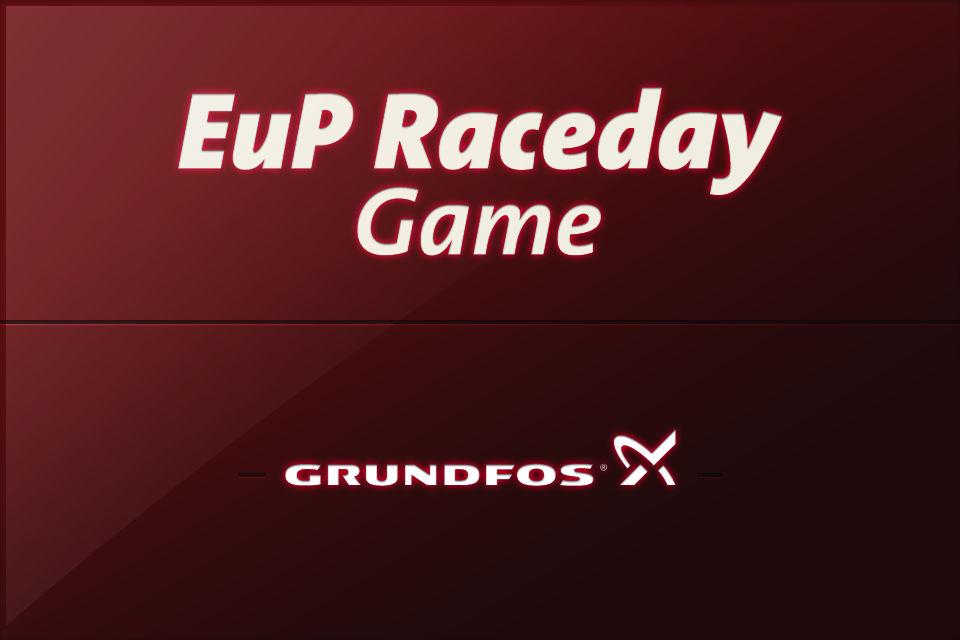 Screenshot EuP Raceday