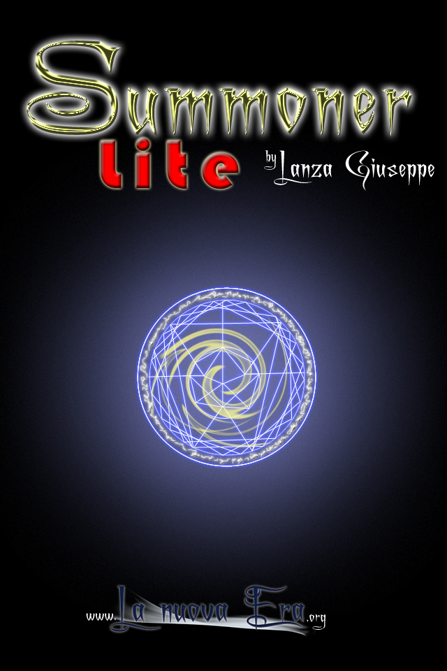 Screenshot Summoner Lite