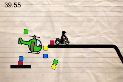 Screenshot Doodle Biker