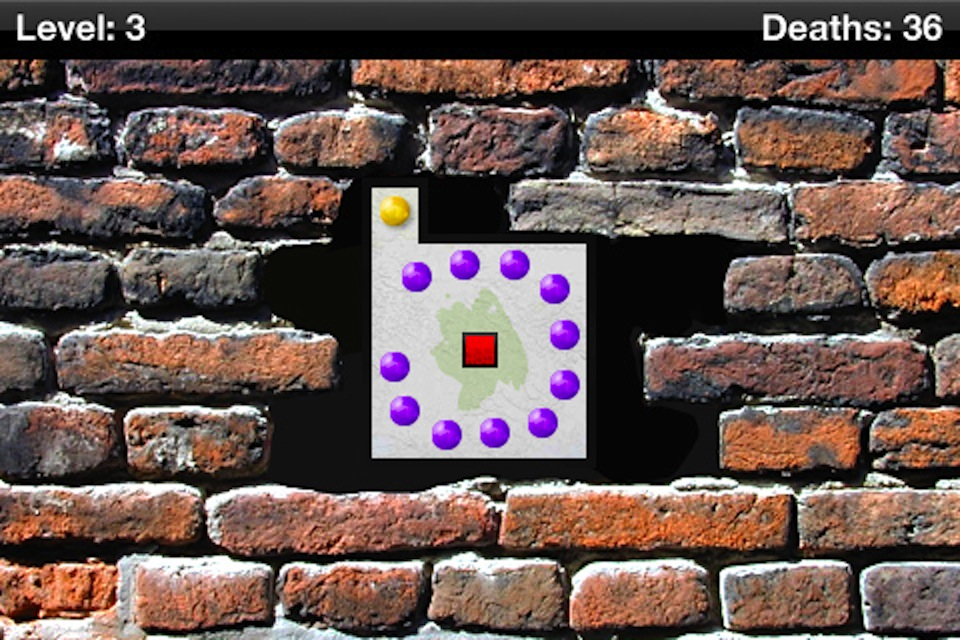 Screenshot World's Hardest Game – AddictingGames
