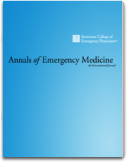 Annals of Emergency Medicine