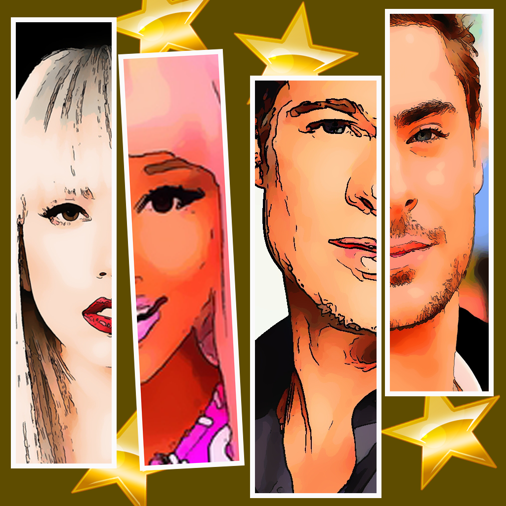 All Guess The Celeb - Reveal Pics to Guess What's the Word