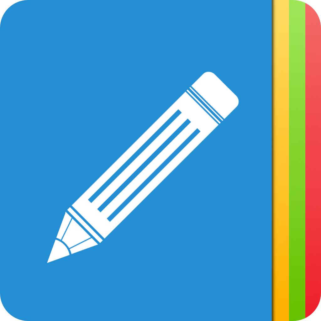 Note-Ify リマインダー、TextExpanderのとDropboxの同期とのカラフルなノート